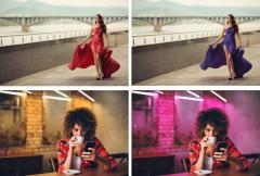 التعديل-على-مجموعة-من-الصور-من-ناحية-القياس-والدقة-والألوان-على-الفوتوشوب